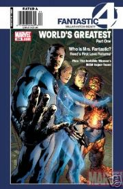 Fantastic Four #554 World's Greatest!